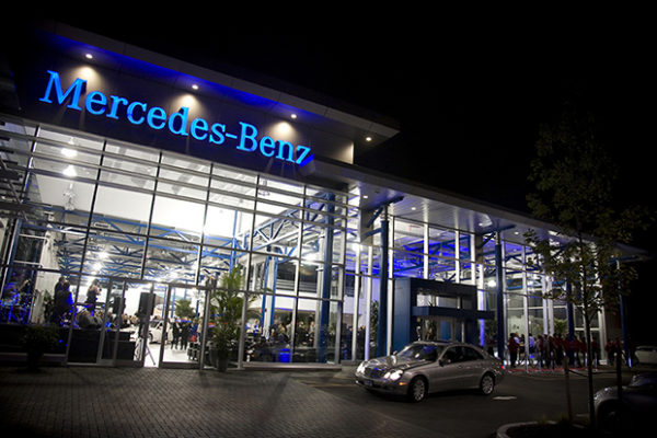 Mercedes-Benz North Vancouver Dealership Launch Party