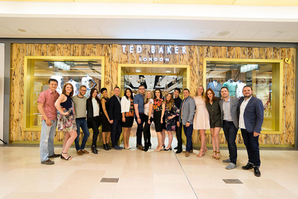 Ted Baker London Staff Event